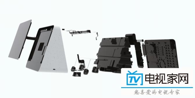 10寸屏人工智能音箱亲见M10获2018 IF设计大奖图片
